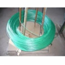 PE coated wire