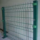 safety wire mesh fence